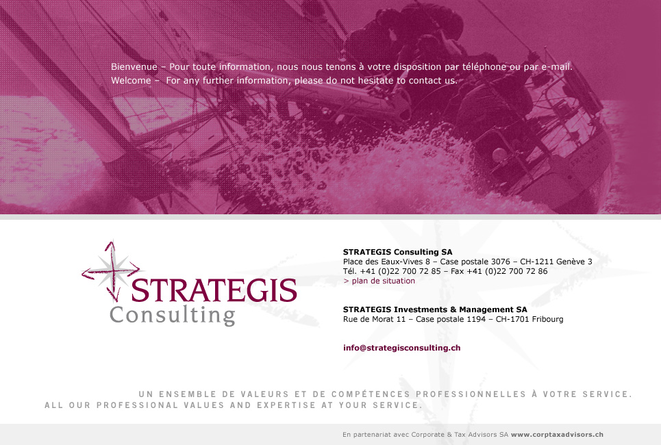 strategisconsulting